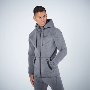 Storm Tech Hoodie - Charcoal