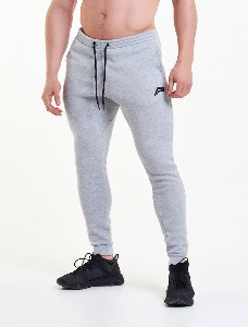 Icon Tapered Joggers V2 - Grey