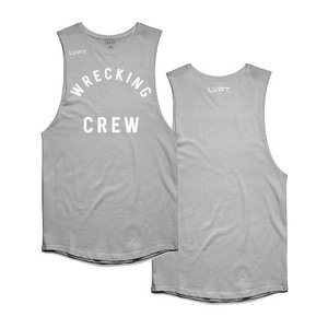 LVFT Wrecking Crew Tank - Grey