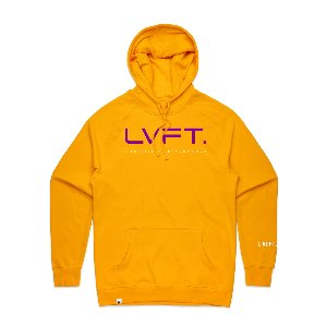 Lifestyle Hoodie - Yellow