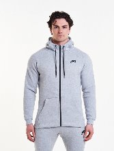 Icon Tapered Jacket V2 - Grey