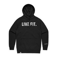 Classic Live Fit Hoodie - Black