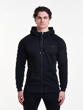 Icon Tapered Jacket V2 - Black
