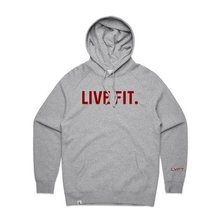 Classic Live Fit Hoodie - Grey