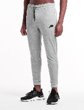Poly Fleece Tracksuit Bottoms - Grey